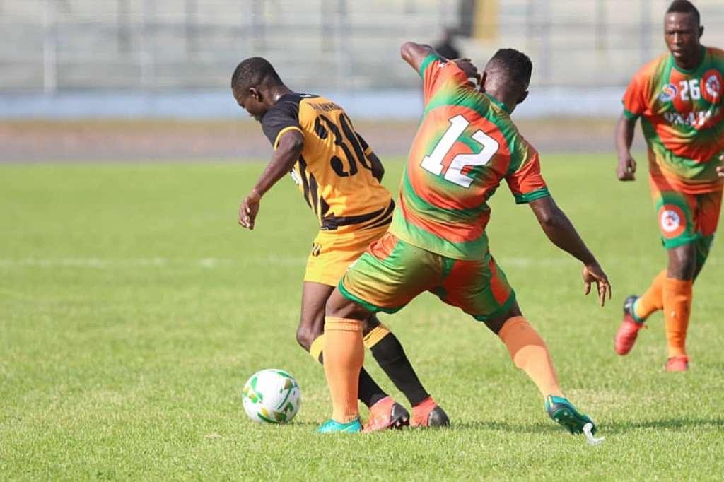 Ashanti Gold SC vs Salitas FC Ends In Stalemate