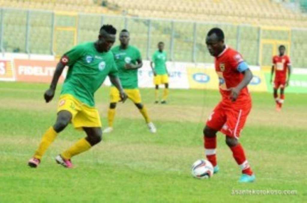 Asante Kotoko retire No.4 jersey in honour of legendary midfielder Stephen  Oduro