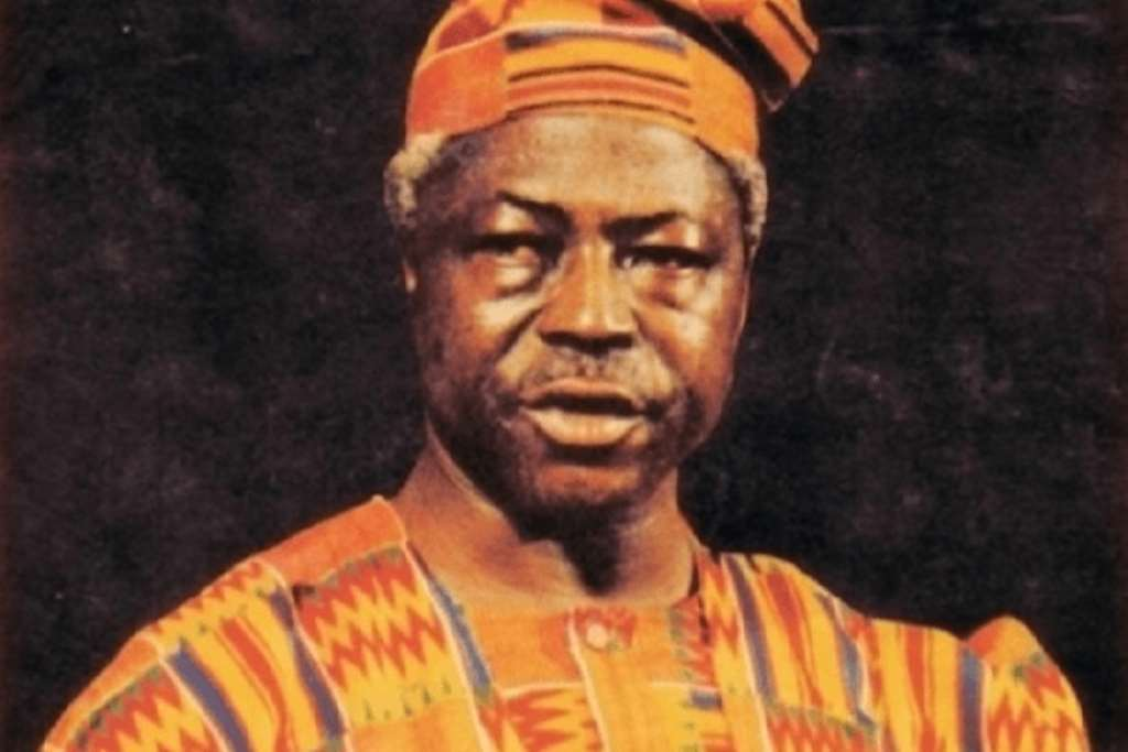 Hilla Limann, The Ghanaian Leader Blamed For Economic Mess He Wasn't Responsible
