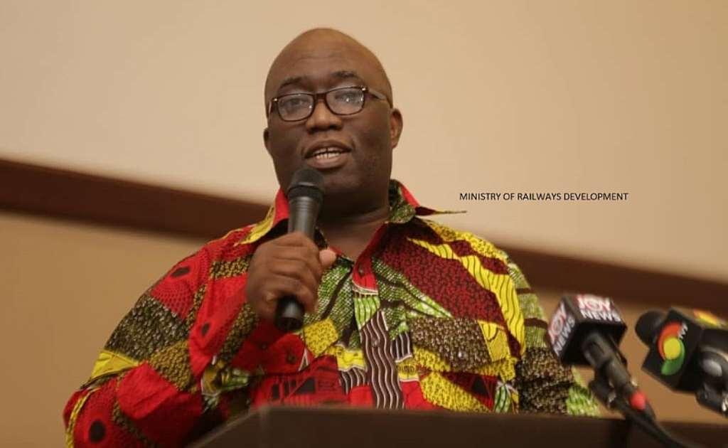 Joe Ghartey Jabs NDC Candidate Over Deception