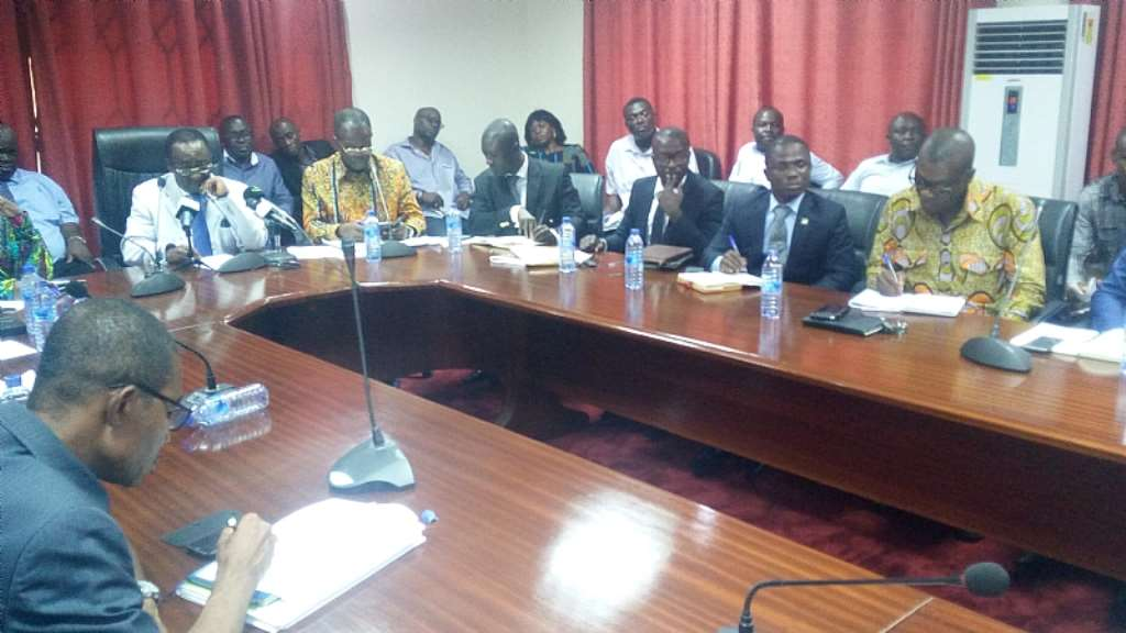 Inter-Ministerial Committee On Planting For Food And Jobs