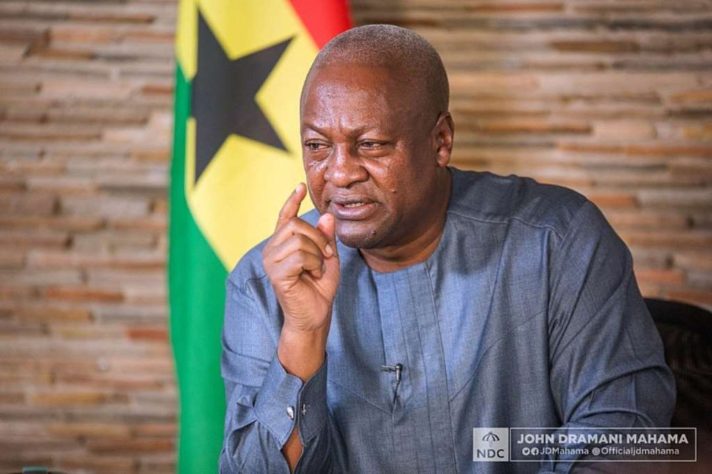 COVID-19 National Trust Fund; Could John Mahama Have Been ...
