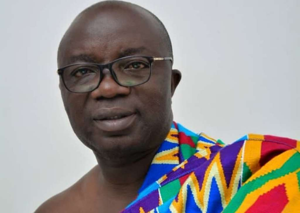 Former Kumasi Mayor, Osei Assibey Antwi Appointed As NSS Head
