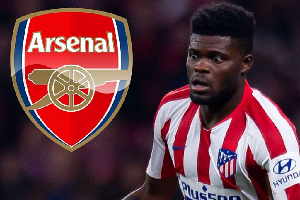 Thomas Partey S Jersey Number At Arsenal Revealed