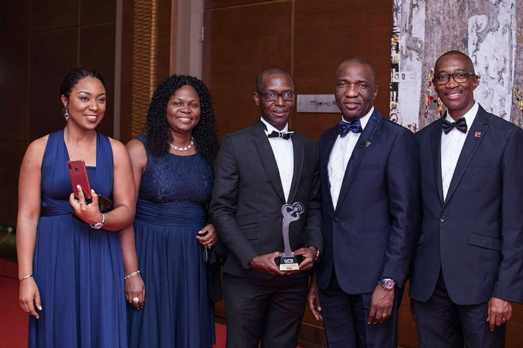 Image result for Inlaks Wins Banking Technology Solutions Provider of the Year at GITTA 2019