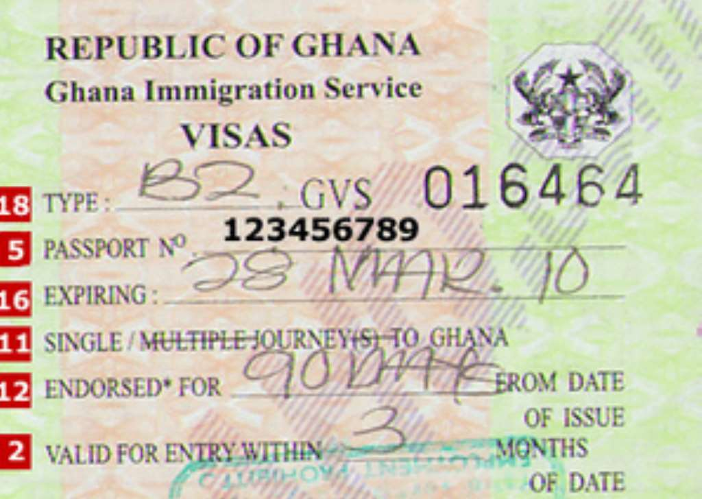 #YearofReturn : Gov't slashes visa fee from $150 to $75 dollars