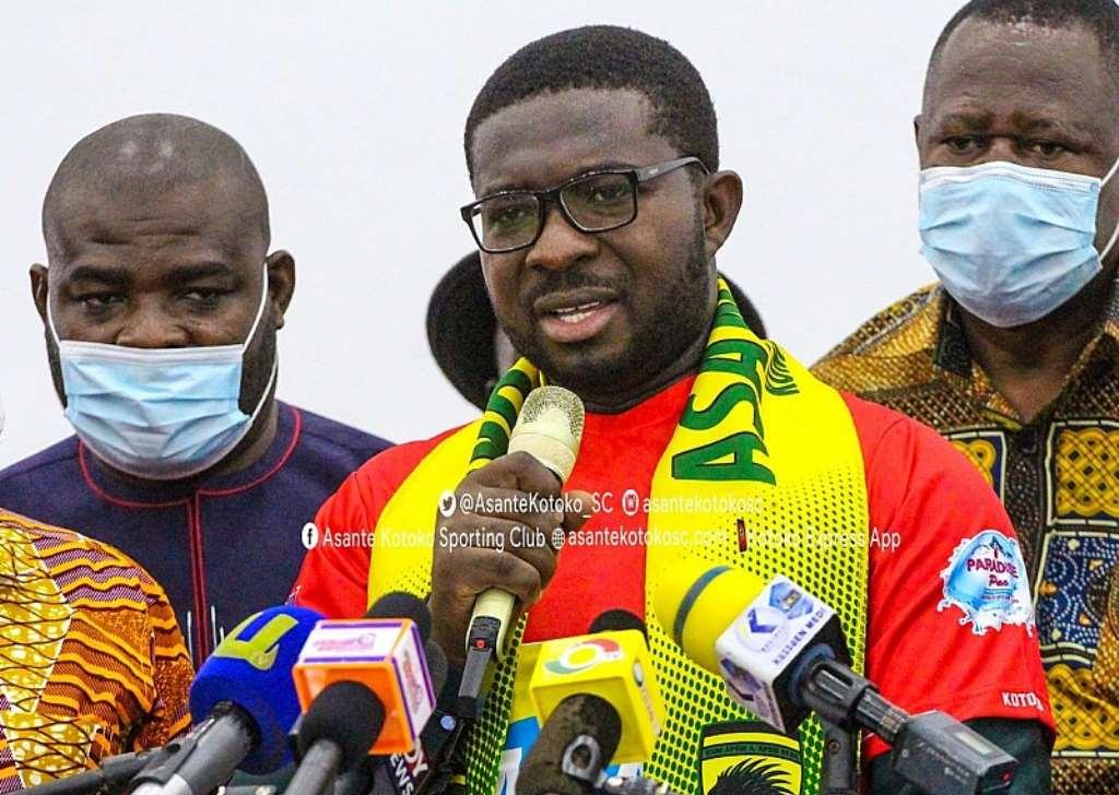 Kotoko CEO Job Is Bigger Than Ghana FA Presidency - Nana Yaw Amponsah