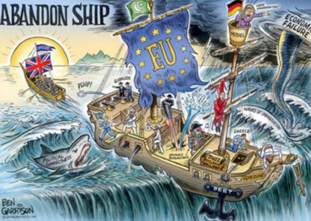 Image result for arrogance eu