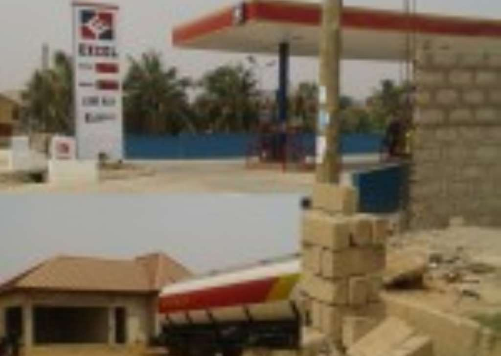 Danger At Anyaa Petrol Stations Take Over Residential Areas