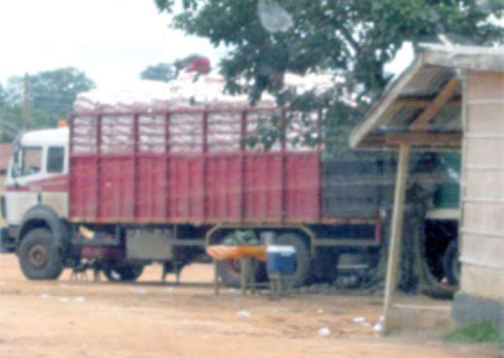 Rice Smuggling Soars At Ghana Borders