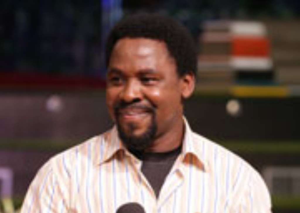 THE MYSTERY WOMAN WHO CHARMED TB JOSHUA