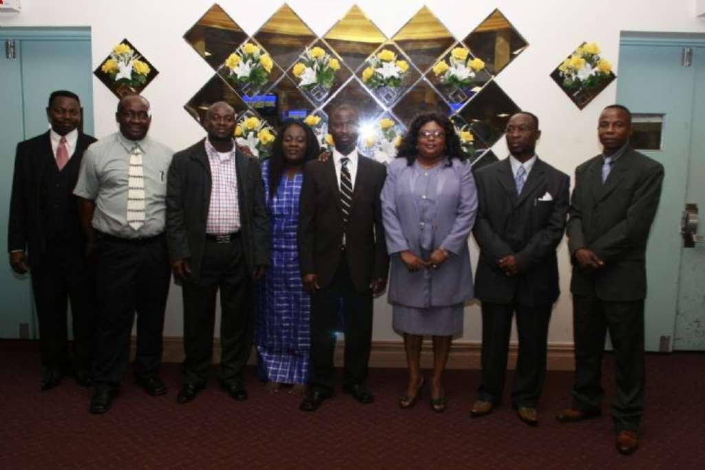 Pastor's Appreciation Day , held in honour of Rev  Sameul