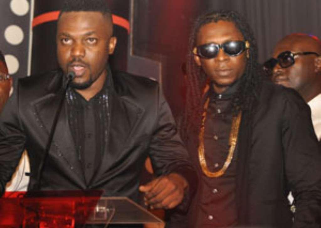 R2Bees Grab Six Awards @ Vodafone Ghana Music Awards