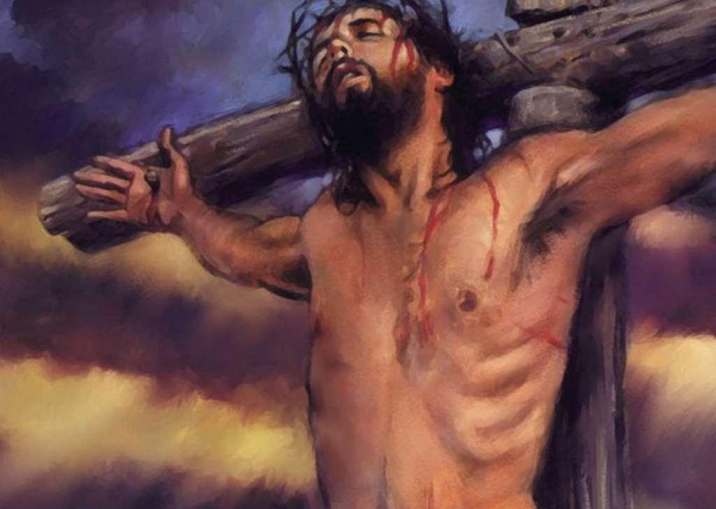 The Name Of The Savior Is Yeshua HaMashiach