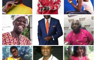 9 Ghanaian celebrities who died right at the peak of their
