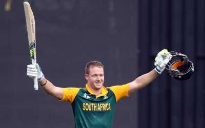Miller and Duminy star as jittery Proteas beat Zimbabwe