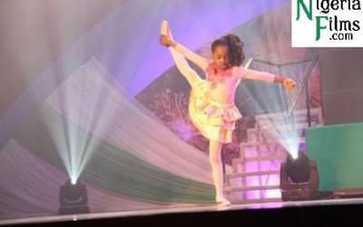 From Ballet to Hip-Hop, 8 year old Amarachi Rocks Nigeria's