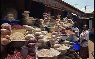 Makola market project - another SSNIT drain