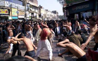Islam reborns after every Karbala……