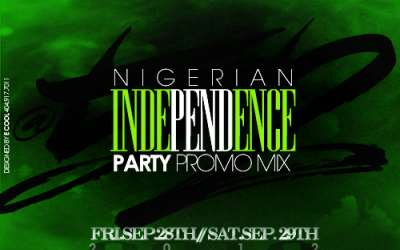 DJ ECOOL & KINGOLA presents 52nd Nigerian Independence Party