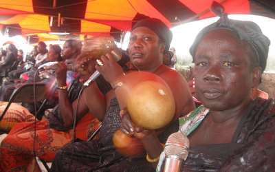 GHANAIAN FOLK MUSIC AND DANCES, A POTENTIAL FOREIGN EXCHANGE