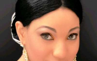 Queeneth Hilbert, The Most Beautiful Actress in Nigeria