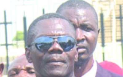 GBEVLO LARTEY STRIKES AT KIA…sacks security companies    600
