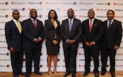 FBN Bank Ghana launches MoneyGram