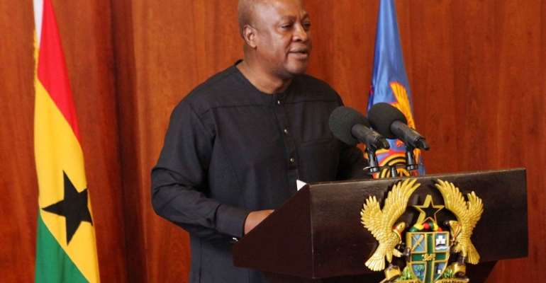 Mahama Should Stop Playing Political Football with Legon Hospital