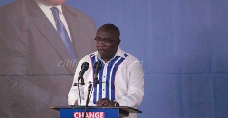 2020 Elections: The shock loss of NPP MPs and future role of Dr. Bawumia