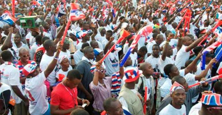 NPP Is the Lesser of Two Evil Political Parties