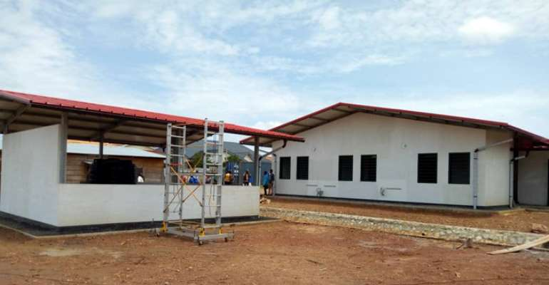 Ashaiman Gets Another Polyclinic