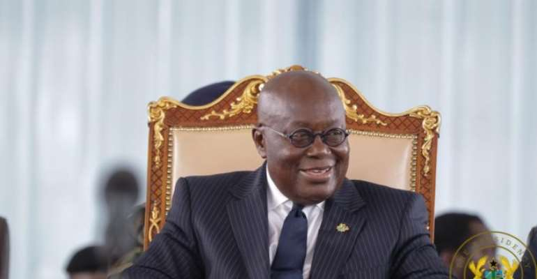 How the international community rated Akufo-Addo's three years in office