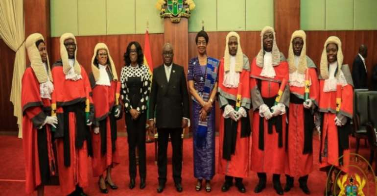 Law Students Want Akufo-Addo To Amend Legal Education Law Now