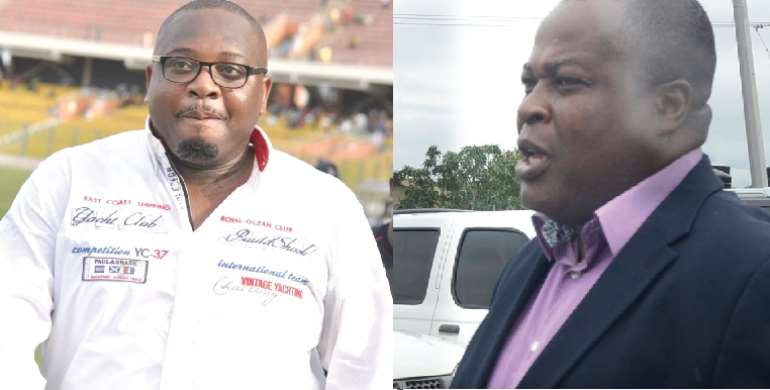 GFA Presidential Race: Randy Abbey Insists Fred Pappoe Stands Tall Among All Candidates