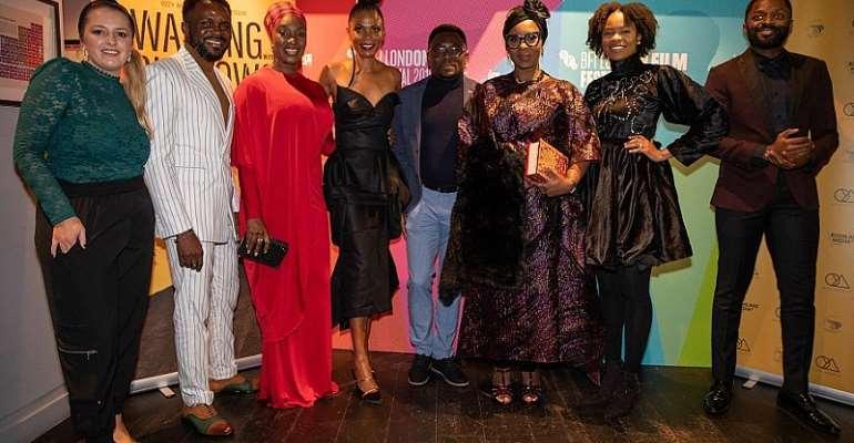Funmi Iyanda's adaptation of 'Walking with Shadows' premieres at the BFI London Film Festival