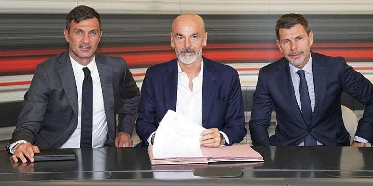 Fallen Giants AC Milan Turn To Pioli