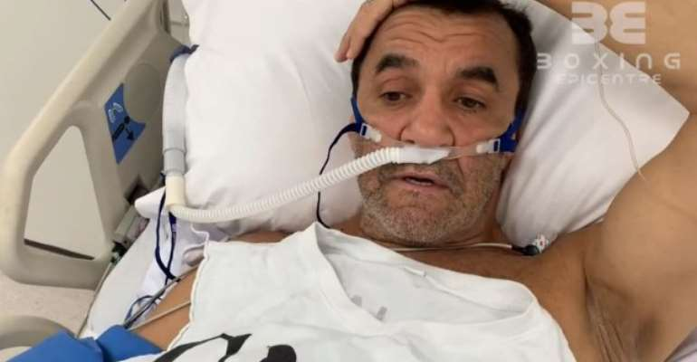 Boxing Legend Jeff Fenech Undergoes Marathon Heart Surgery In Thailand