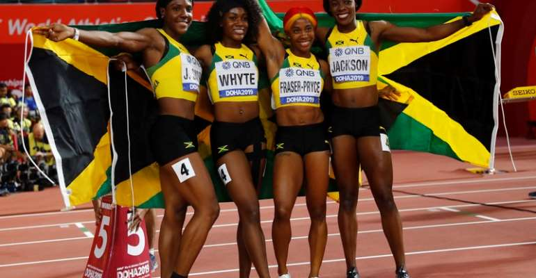 World Athletics Championships – Doha 2019 Medals Table