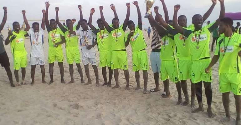 Beach Sports Consult (BSC) Revives Beach Soccer In Accra
