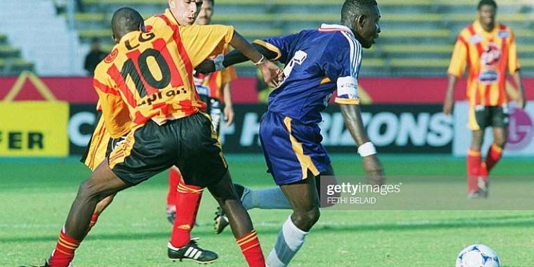 Hearts Of Oak Named Among CAF Champions League Winners In The Last 20 Years
