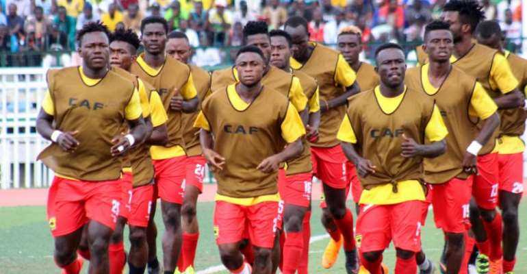 CAF CC: Former Kotoko Striker Ahmed Toure Urges Club To Beat San Pedro Massively In First Leg