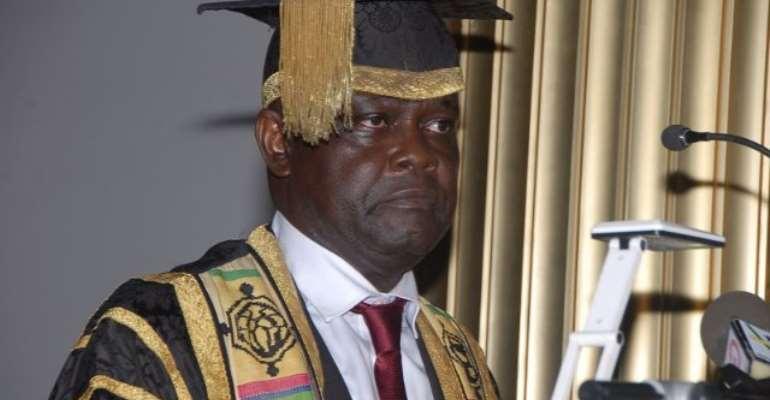 Prof Ebenezer Oduro Owusu