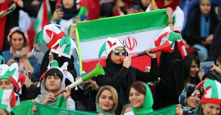 Iranian Women To Attend First Football Match For First Time Since 1981