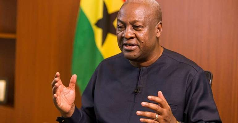 The illustrative case of messiah complex: Is it the 2nd coming or the 2nd trial of Mahama?