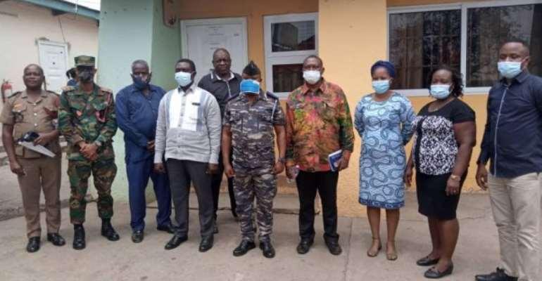 Election 2020: Ablekuma Central Set Up Taskforce For Violent-Free Election