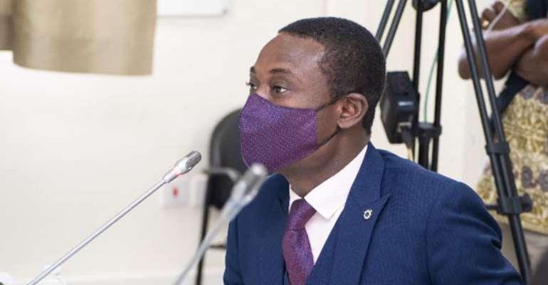 Special Prosecutor, Kissi Agyebeng