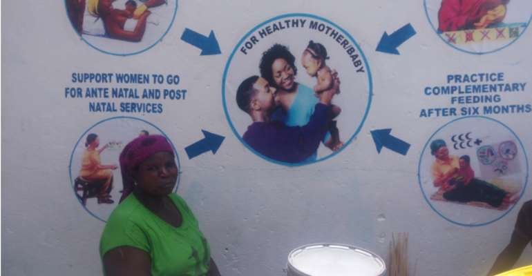 Visual Communication: A Powerful Tool For Improving Maternal And Infant Health Care Delivery