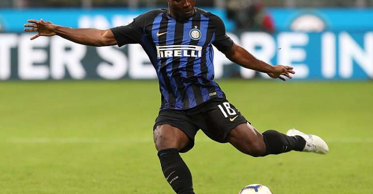 Inter Milan Want Kwadwo Asamoah To Return Early From Ghana To Prepare For Milan Derby