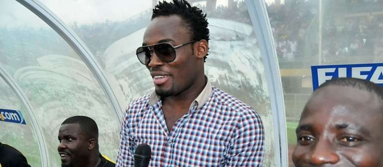 Michael Essien Not Thinking About Retirement From Football